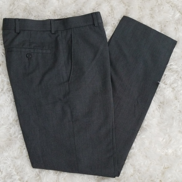 Kenneth Cole Reaction Other - 30x32 Kenneth Cole Reaction Charcoal Grey Slacks